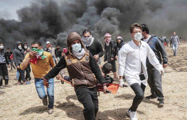 مجلس حقوق الإنسان يدين استخدام الاحتلال القوةالمميتة على حدود غزة