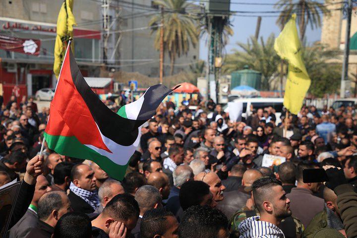 مسيرة حاشدة في بيروت بذكرى معركة الكرامة ووفاء للشهداء