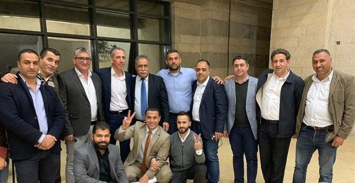 فوز حركة فتح بانتخابات نقابة الاطباء برام الله والقدس