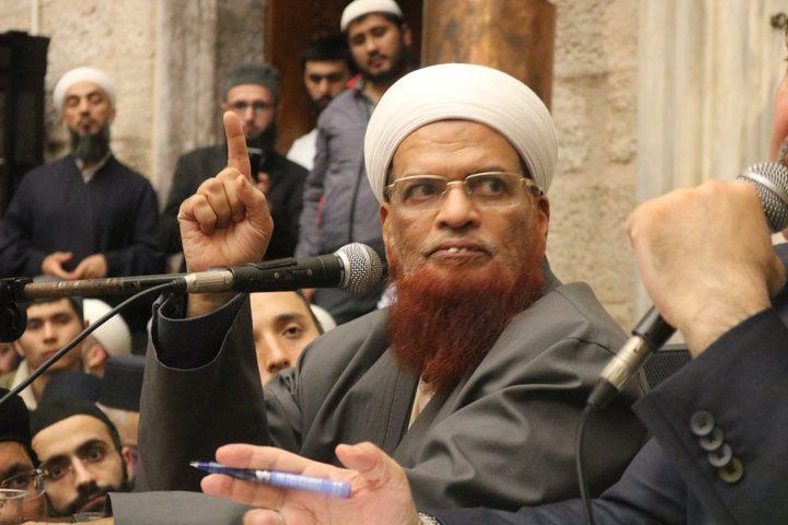 نجاة مفتي باكستان من محاولة اغتيال