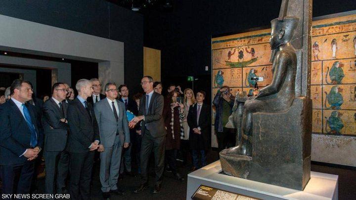 توت عنخ آمون في باريس ومصر تكشف النقاب عن آثار جديدة