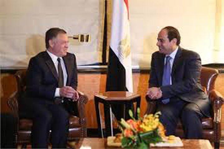 """مباحثات مصرية أردنية عراقية ومؤتمر صحفى بـ""""الاتحادية"""" غداً"""