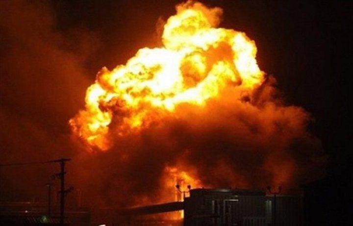 لحظة انفجار مروّع لمصنع في الصين.. هزّ الأرض وقتل العشرات