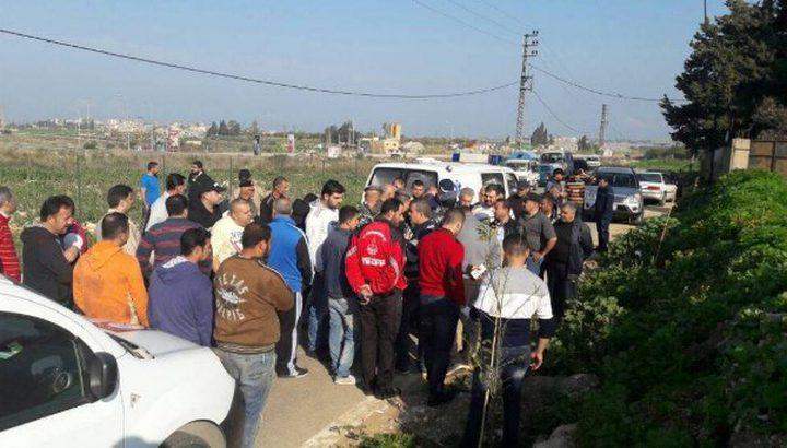 العثور على جثة مواطن على مدخل بلدة عناتا