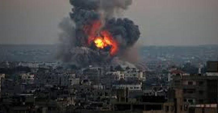 3 إصابات بقصف إسرائيلي شرق البريج وسط القطاع