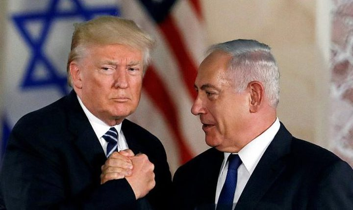 المعارضة الإسرائيلية تتهم ترامب بالتدخل في الإنتخابات
