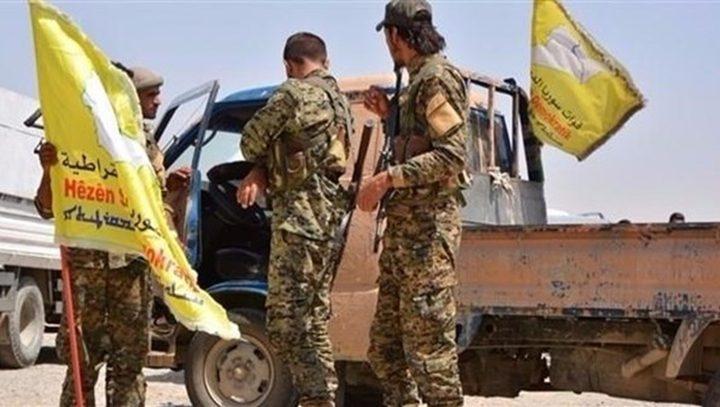 """""""قسد"""" تعلن نصرها النهائي على """"داعش"""" في سوريا"""