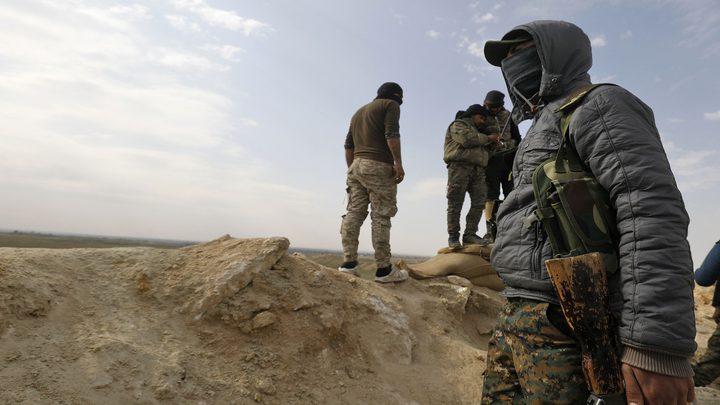 الخلاص من داعش مع بقاء تهديدات خلاياها النائمة