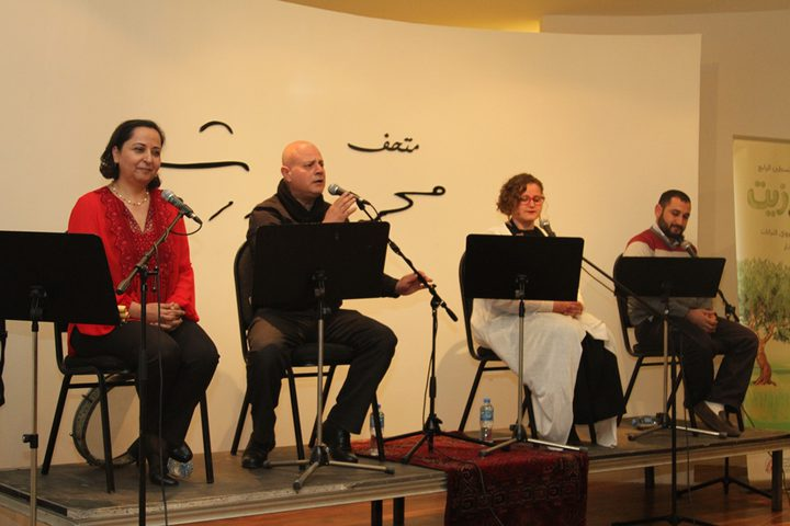 اختتام مهرجان حكايا فلسطين الرابع في متحف درويش