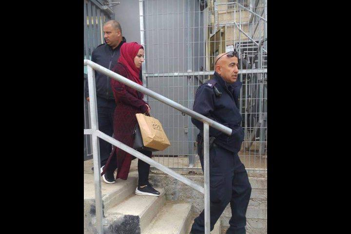 اعتقال دكتورة في تل ارميدة