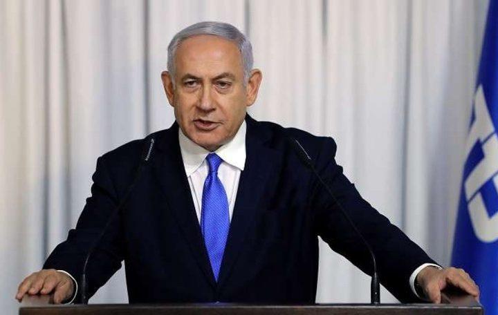 نتنياهو يحذر من تعرضه للاغتيال