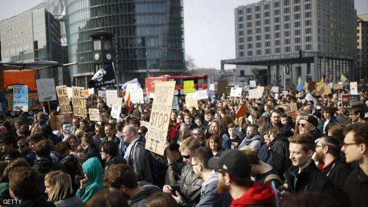 """أوروبا تنتفض: """"أنقذوا الإنترنت"""""""