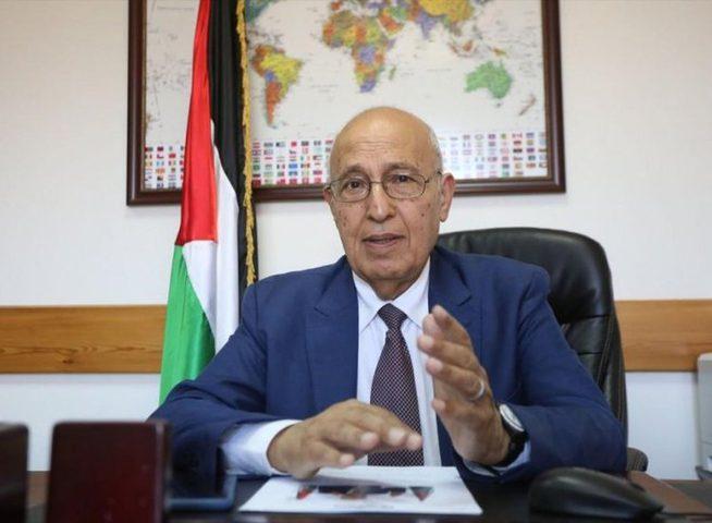 شعث : تحقيق السلام العادل يتطلب إنهاء الاحتلال
