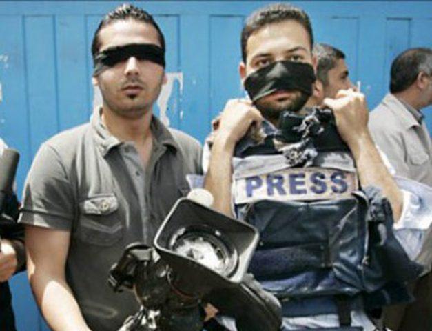 أمن حماس يستدعي صحفيين من تلفزيون فلسطين