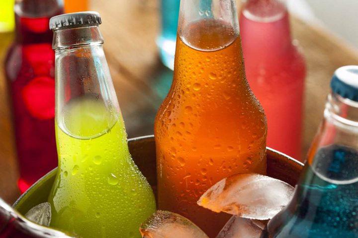 نصيحة: تجنب المشروبات السكرية لانها تغذي اورام سرطان الامعاء