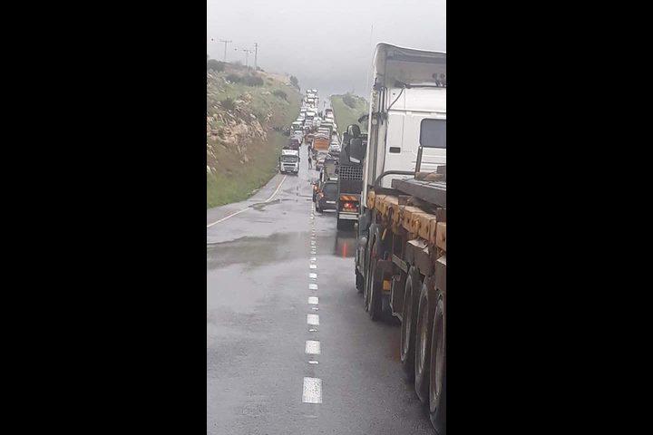 الخليل: مصرع مواطن في حادث سير مع سيارة تابعة لقواتالاحتلال