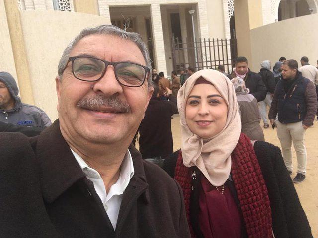 الصحفية هاجر حرب: برائتي انتصار للحقيقة وحرية الصحافة