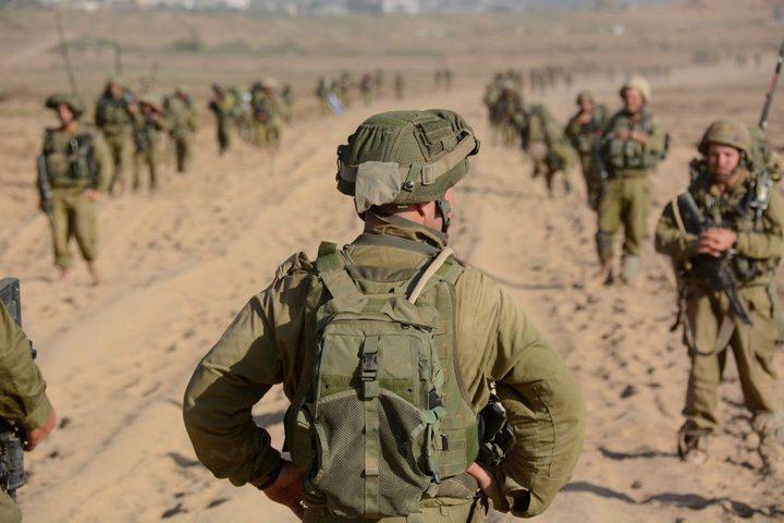 قوات الاحتلال تستعد لعملية عسكرية وتغلق مناطق مع قطاع غزة