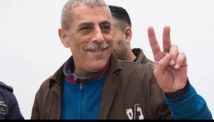 الأسير وليد دقة يدخل عامه الـ34 في معتقلات الاحتلال