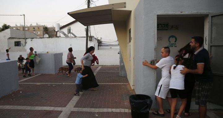 فتح الملاجئ في تل أبيب  وقرار جديد في غلاف غزة