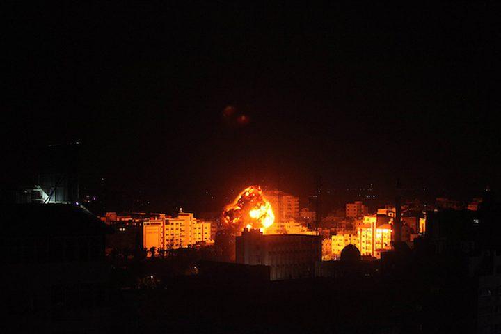 التوصل لاتفاق وقف اطلاق النار في قطاع غزة