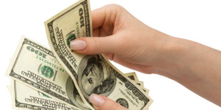 الدولار يصعد امام الشيكل في تعاملات اليوم الإثنين