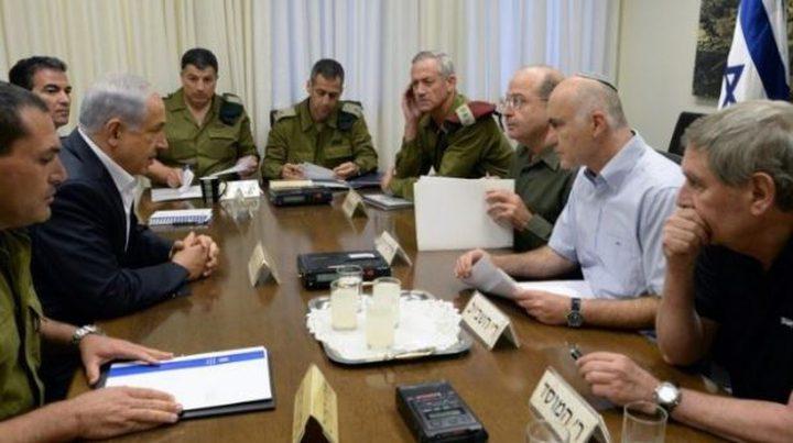نتنياهو يجري تقيماً أمنياً عبر الهاتف مع قادة جيش الاحتلال