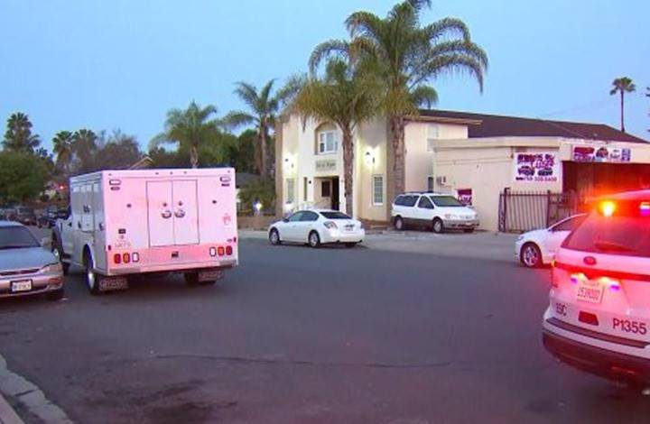 الاعتداء على مسجدين بالحرق في كاليفورنيا
