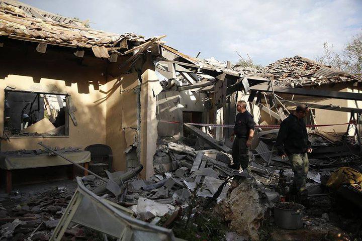 مسؤول حمساوي ينفي مسؤولية حركته عن إطلاق الصاروخ على إسرائيل