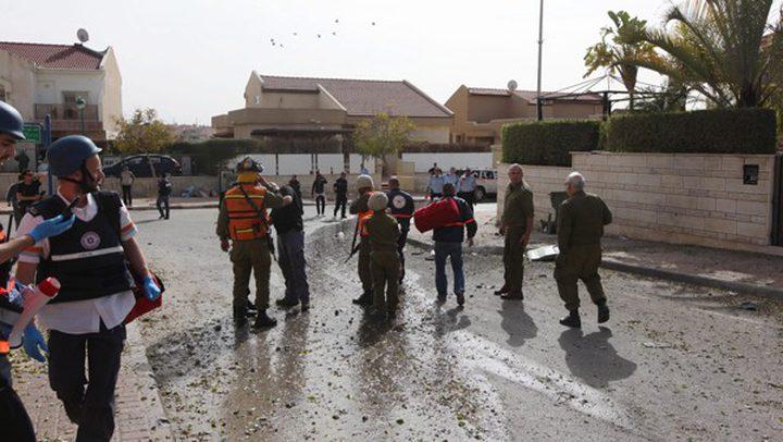 إلغاء مباراة كرة قدم في عسقلان بسبب التوتر مع غزة