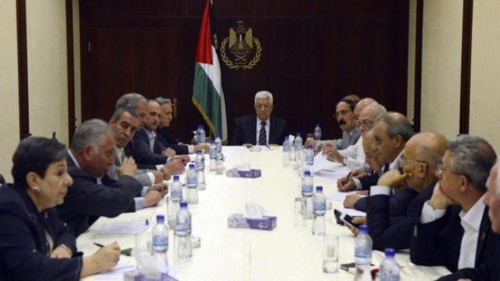 التنفيذية: نحذر من توظيف أحداث غزة لصالح نتنياهو