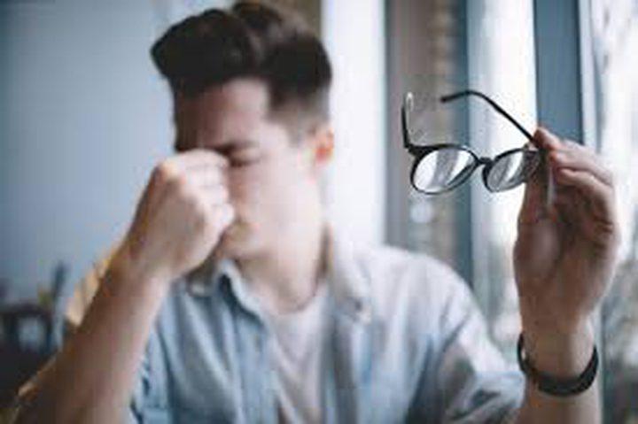 أعراض ارتفاع ضغط الدم اهمها ضبابية الرؤية