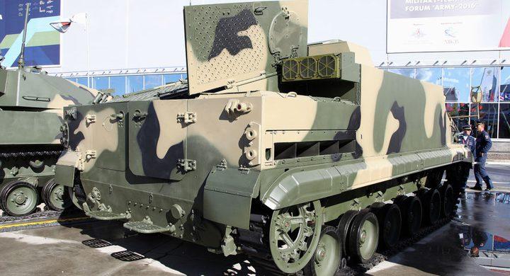 """إندونيسيا تخطط شراء ناقلات جند مدرعة من طراز """"بي تي-3 إف"""" الروسية"""