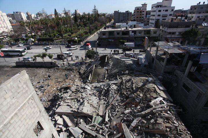 غزة بين التهدئة أو عدوان إسرائيلي خلال الساعات القادمة