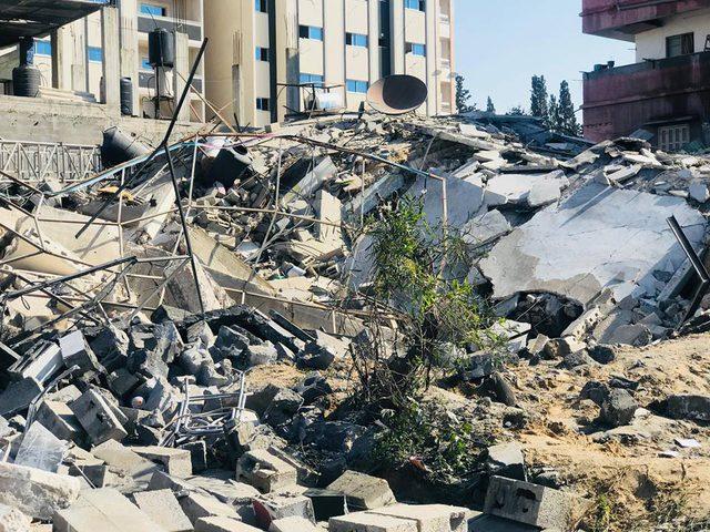 حلويات الغزالي التي لن تباع بعد اليوم في غزة