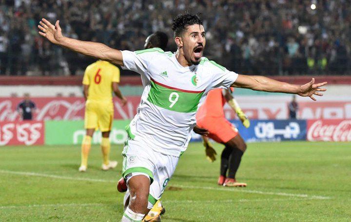 بونجاح يقود الجزائر لفوزها الأول على تونس منذ 2011