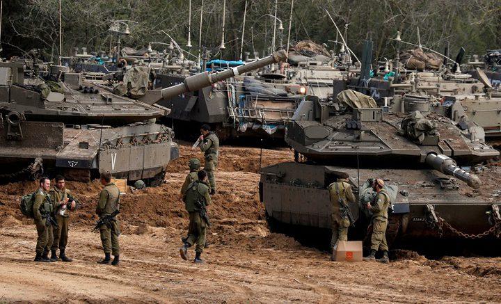 نتنياهو يوعز بالمزيد من التعزيزات العسكرية على حدود غزة