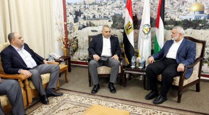 يديعوت: لقاء حاسم بين الوفد المصري وحماس في غزة