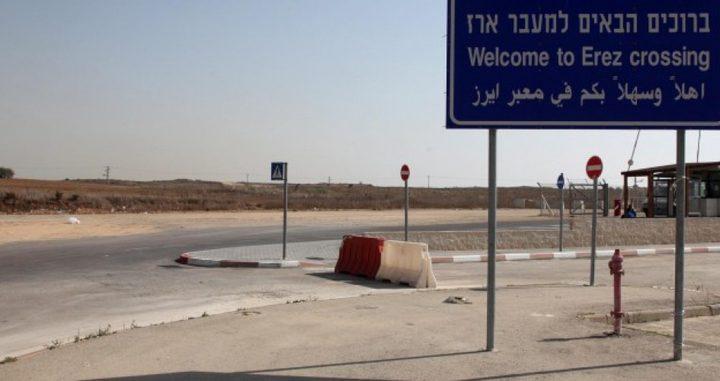 الاحتلال يغلق معابر غزة ويمنع الصيادين من دخول البحر لليوم الثالث
