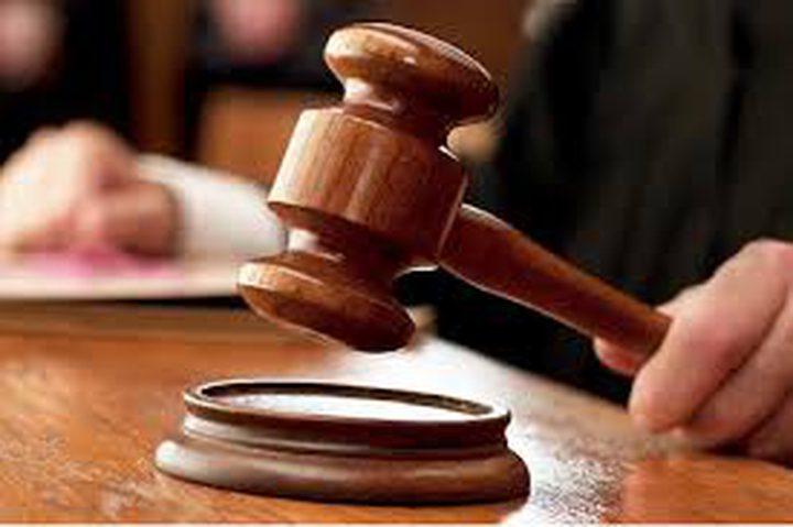 رام الله: الأشغال الشاقة 22عامًا لشاب بتهمة القتل والاغتصاب