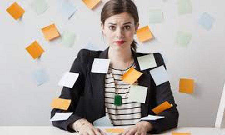 دراسة: المرأة تفكر في ترك عملها 17 مرة في السنة