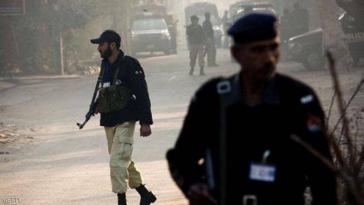 """الشرطة الباكستانية تقتص لزوجة """"الرجل المتوحش"""""""
