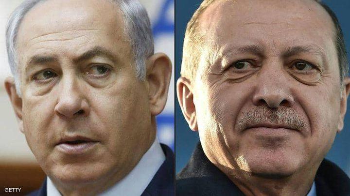 """أردوغان ونتنياهو على """"خط انتخابي واحد"""""""
