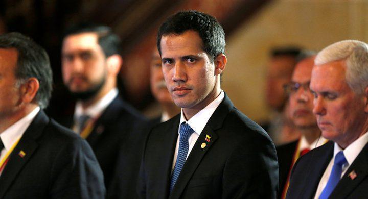 فنزويلا تمنع غوايدو من تقلد مناصب حكومية لـ 15 عام