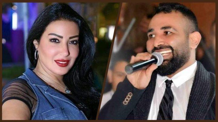 أحمد سعد يرمي الطلاق على سمية الخشاب
