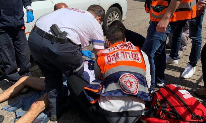 حيفا: إصابة خطيرة في جريمة إطلاق نار
