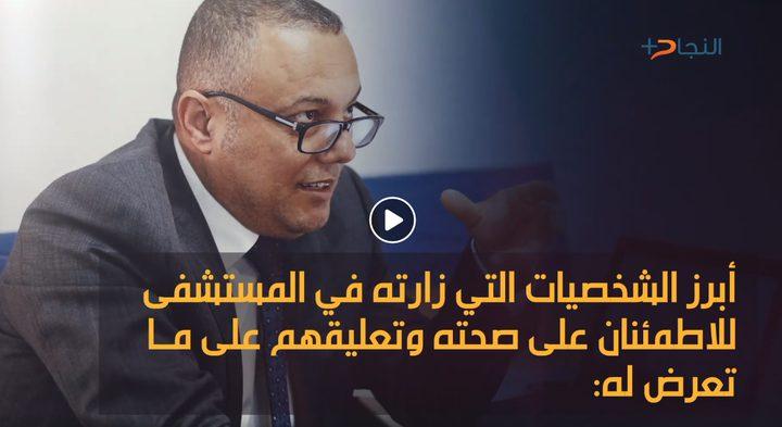 ردود الفعل بعد اعتداء عناصر حماس على الروائي عاطف أبو سيف