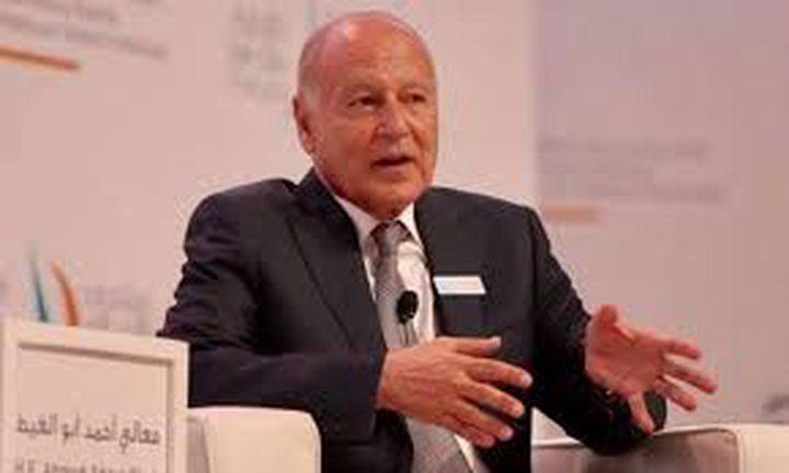 تكليف ابو الغيط بإعداد مشروع بشأن انعقاد القمة الاقتصادية الدورية