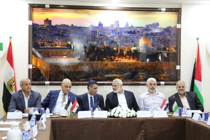 أبو مجاهد: اجتماع موسع بين الفصائل والوفد المصري غداً