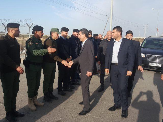 عودة الوفد الأمني المصري إلى غزة